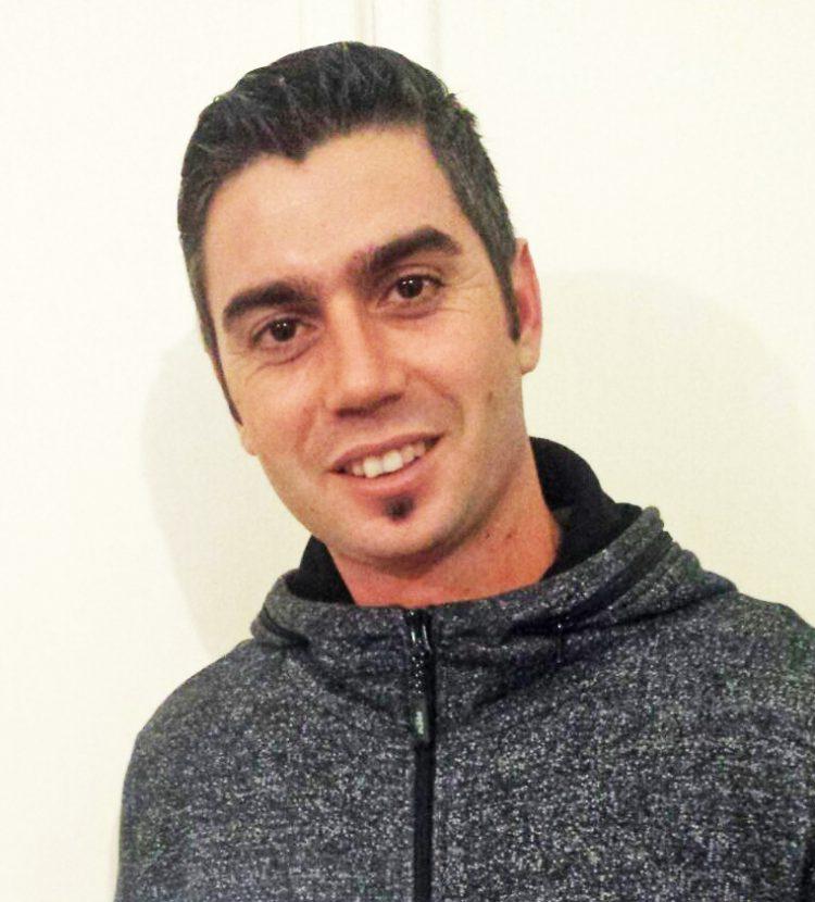 Targa della FMI a Damiano Incaini