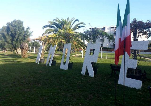 Parco Maiorca, un esposto contro le attività allestite nello spazio verde