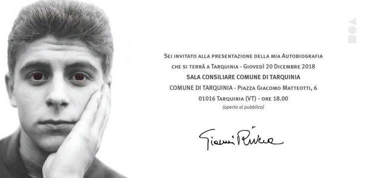 È arrivato il grande giorno: Gianni Rivera a Tarquinia per presentare il suo libro