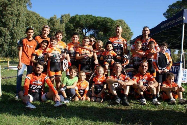 Il Team Bike Civitavecchia inizia col botto il Roma Master Cross