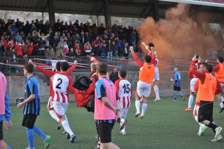 Calcio Tolfa Civitavecchia 2-0
