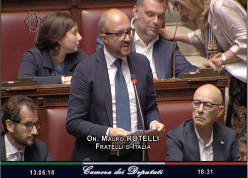Rotelli: ''Si approvi subito l'emendamento salva balneari''