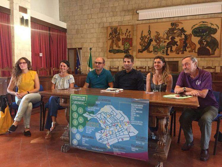 Coni e città di Tarquinia: binomio vincente
