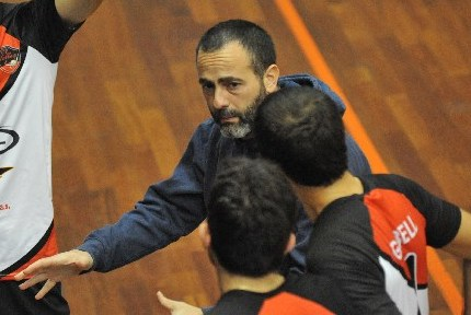 La Cv Volley cade 3-1 nello scontro diretto con l'Asd Sangiorgio