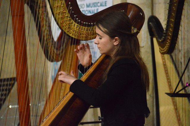 Ultimo atto del Concorso Musicale Internazionale Città di Tarquinia