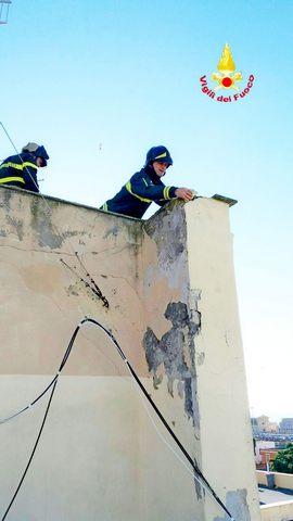Maltempo: numerosi interventi a Civitavecchia