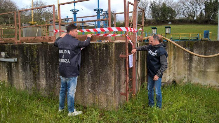 Gdf e carabinieri: sequestrati 7mila mc di rifiuti speciali