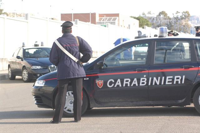 Tre albanesi irregolari bloccati dai Carabinieri