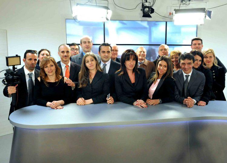 Mecenate Tv, inaugurazione alla presenza delle autorità