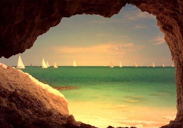 I mille colori del mare (foto Enzo Di Maio)