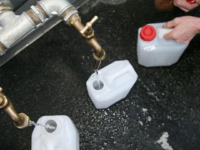 Anche Tolfa senza acqua