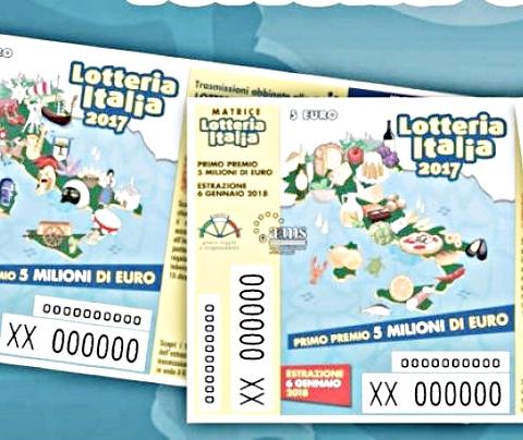 Lotteria Italia, vinti a Fiumicino cinquantamila euro