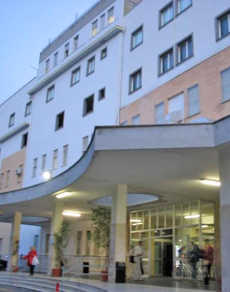 Ringraziamenti agli operatori sanitari dell'ospedale S. Paolo