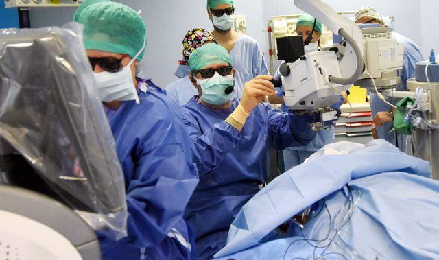 Chirurgia avanzata in streaming al San Paolo