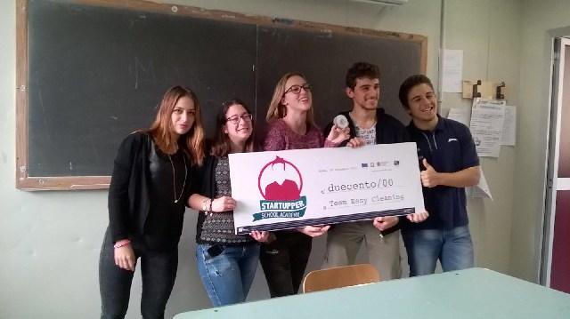 """""""Video contest"""", studenti del Marconi sul podio"""