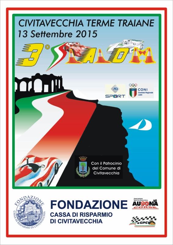 Arriva il 3° Slalom ''Civitavecchia Terme Traiane''