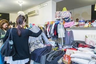 A Roma Fashion Swap per promuovere tra famiglie cultura del riciclo