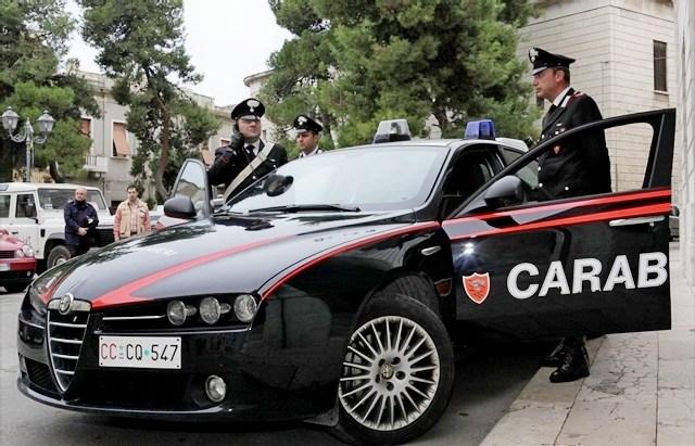 Imprenditore minacciato: Carabinieri sulle tracce degli autori