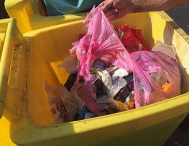 Al via i controlli dei rifiuti
