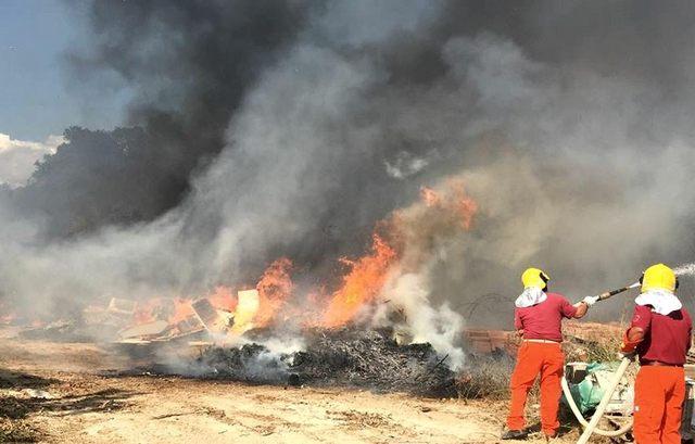 Rogo a Santa Marinella, oltre 9 ore di lavoro per domare le fiamme