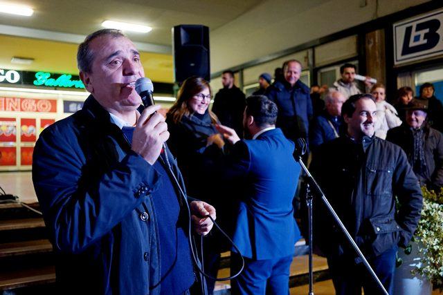 """D'Ottavio: ''Cozzolino ha perso migliaia di consensi"""""""