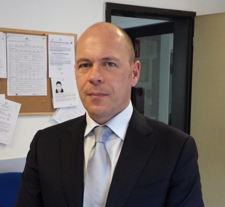 Fabio Zampaglione è il nuovo dirigente della Digos di Viterbo