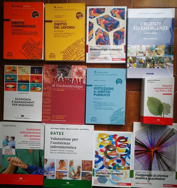 Lions: nuova donazione di libri universitari alla biblioteca