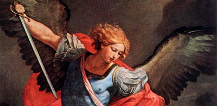 S. Michele lancia lacrime dal cielo