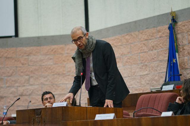 """Cozzolino: ''Il mio 335 svelato in Consiglio"""""""