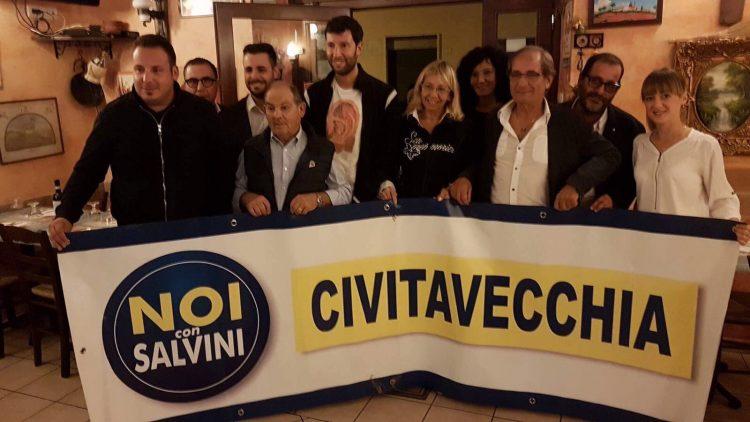 Noi con Salvini Civitavecchia si struttura