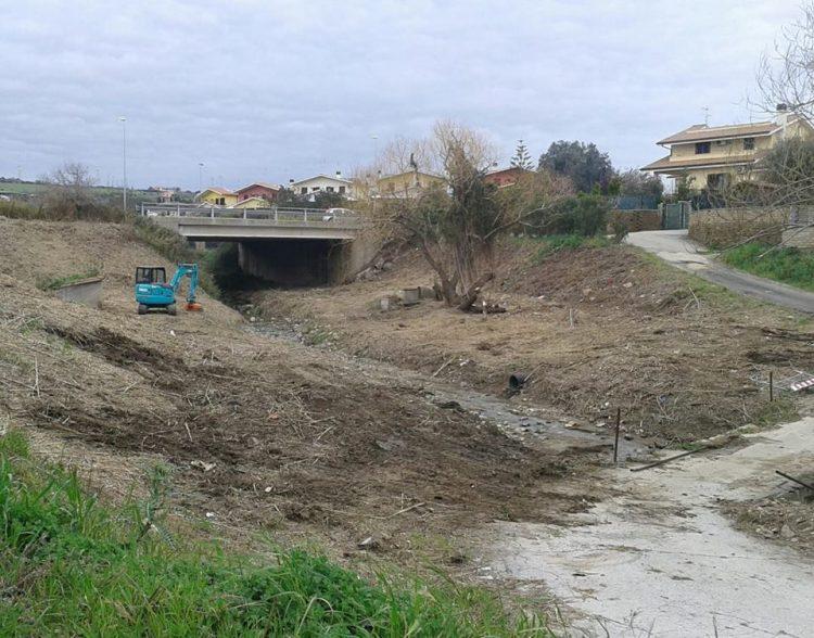 """Effettuata la manutenzione dei fossi, Manuedda: """"Interventi necessari per la tutela ambientale e la sicurezza del territorio"""""""