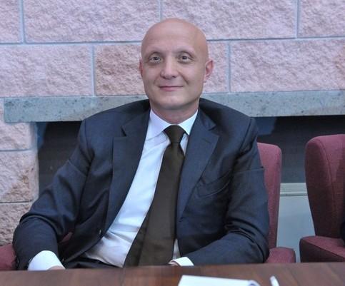 Andrea D'Angelo nuovo presidente del Crc