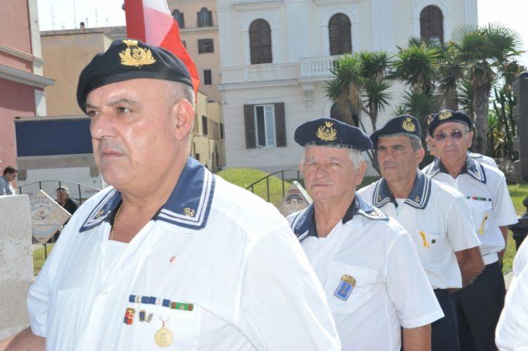 Commemorazione marinai caduti in mare