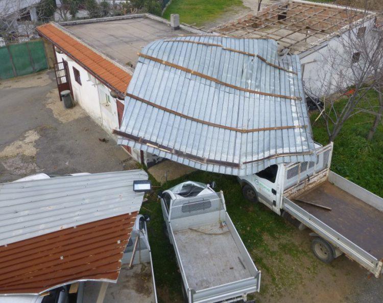 Maltempo: danni per oltre dieci mila euro alla Multiservizi Caerite