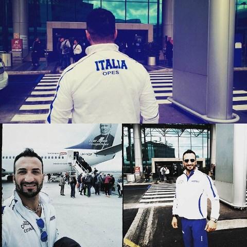 Dario Bisozzi è ancora Mondiale a Oslo