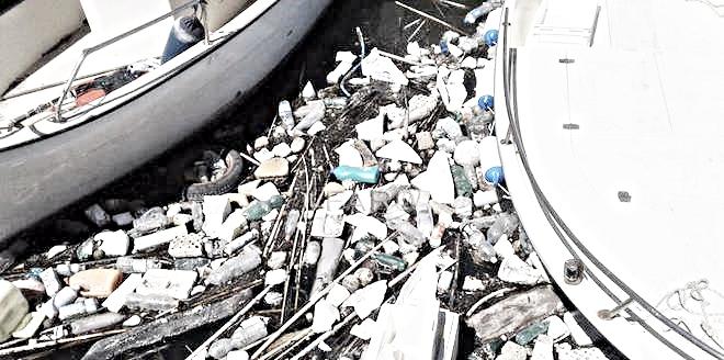 La Darsena sarà ripulita dai rifiuti