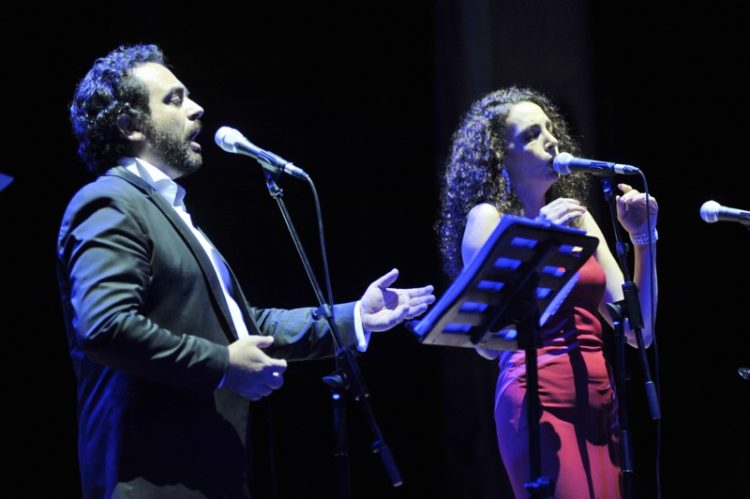 Gianluca Terranova al teatro Traiano
