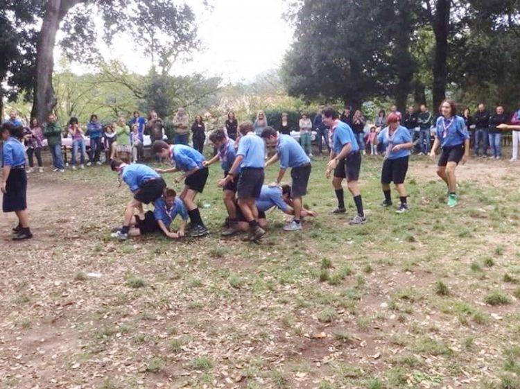 Scout Tolfa 1: riprendono le attività