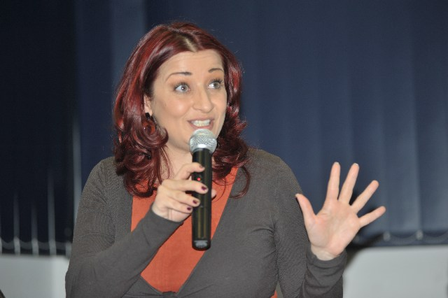 Marietta Tidei contraria al Welcome Center di Fiumaretta