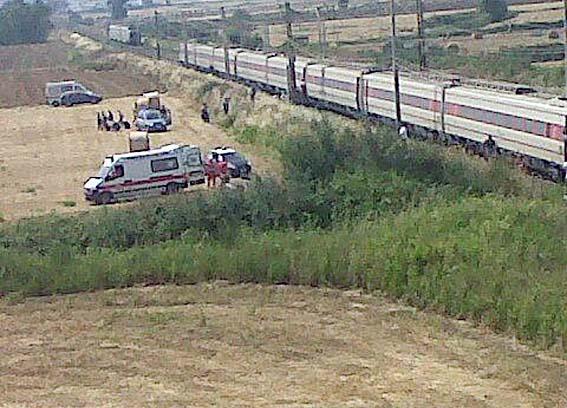 Investimento sui binari: linea ferroviaria Civitavecchia-Roma bloccata