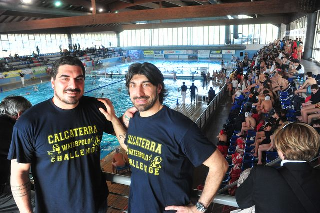 Calcaterra Waterpolo Challenge: si parte