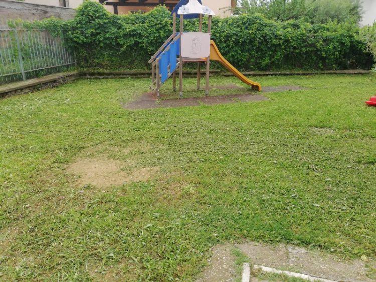 Csp, partito lo sfalcio dell'erba nelle aree verdi delle scuole