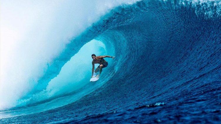 Fioravanti accede alla World Surf League 2019