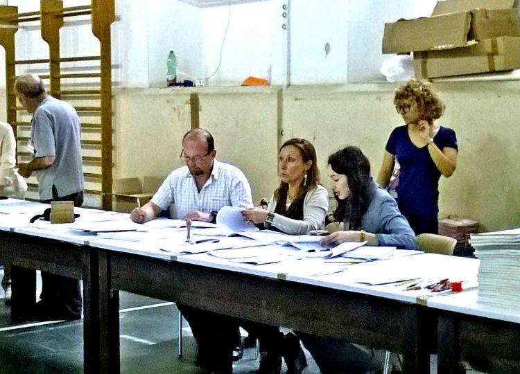 Commissione elettorale ancora al lavoro