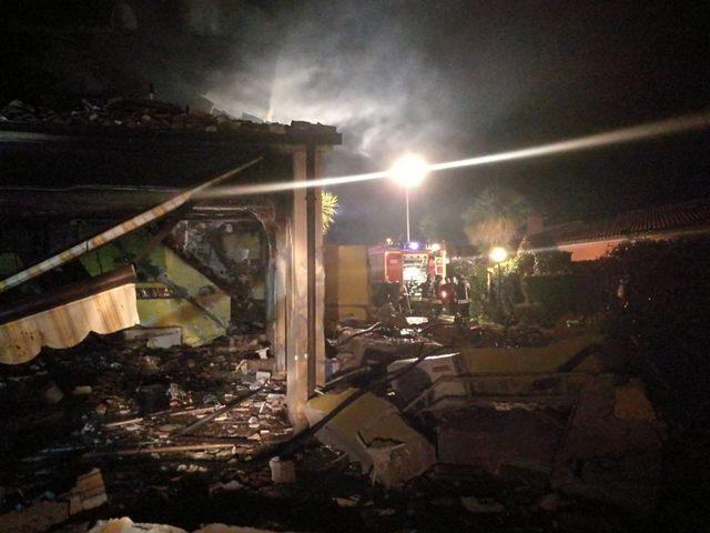 Esplosione in una villetta di Montalto: un weekend d'amore finito in tragedia