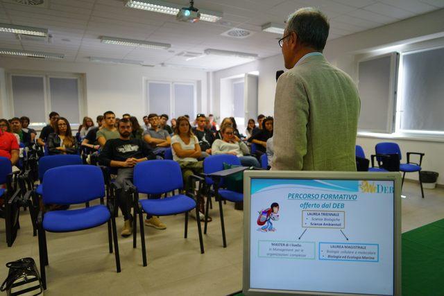 Open day al Consorzio Universitario