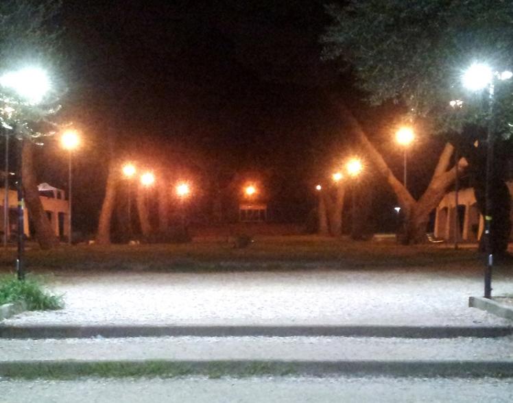 Nuovo impianto di illuminazione a Cerenova