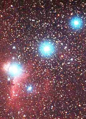 Astronomia, una sera dedicata ad Orione