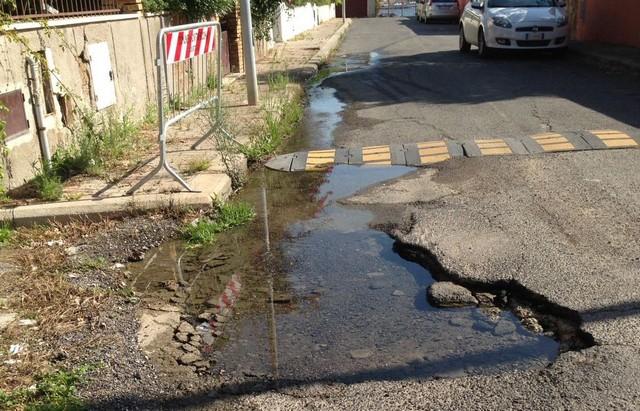 Torna la piaga delle perdite idriche