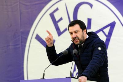 Per bookmaker Salvini premier